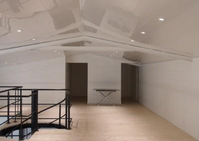 Photo de l'aménagement de l'étage