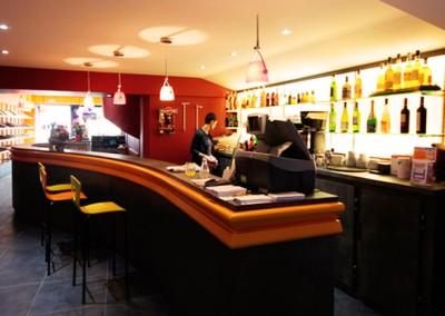 """Photo du bar """"après"""""""