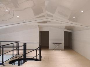 Aménagement intérieur d'un atelier