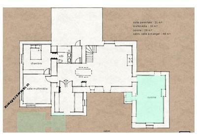 Esquisse - Laurence Desforges – Architecture d'intérieur à Nantes