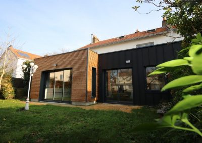 Extension maison nantaise
